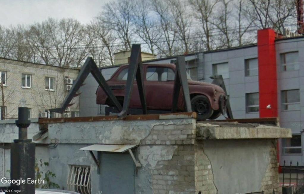 Voiture araignée - Yaroslavl - Russie Z1913