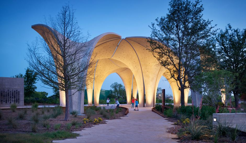 Confluence Park - San Antonio - USA Z215