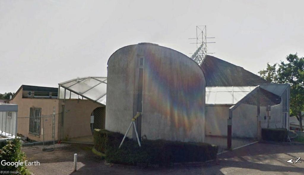 L'église Saint Just - Talant - Côte d'Or Z217