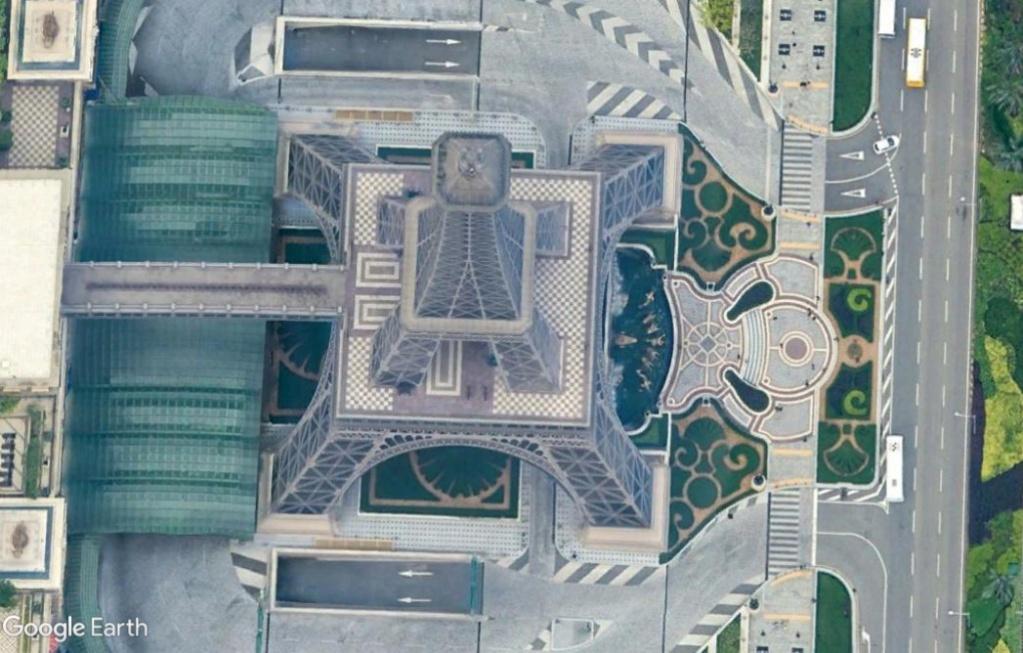 Répliques de notre Tour Eiffel dans le monde - Page 13 Z230