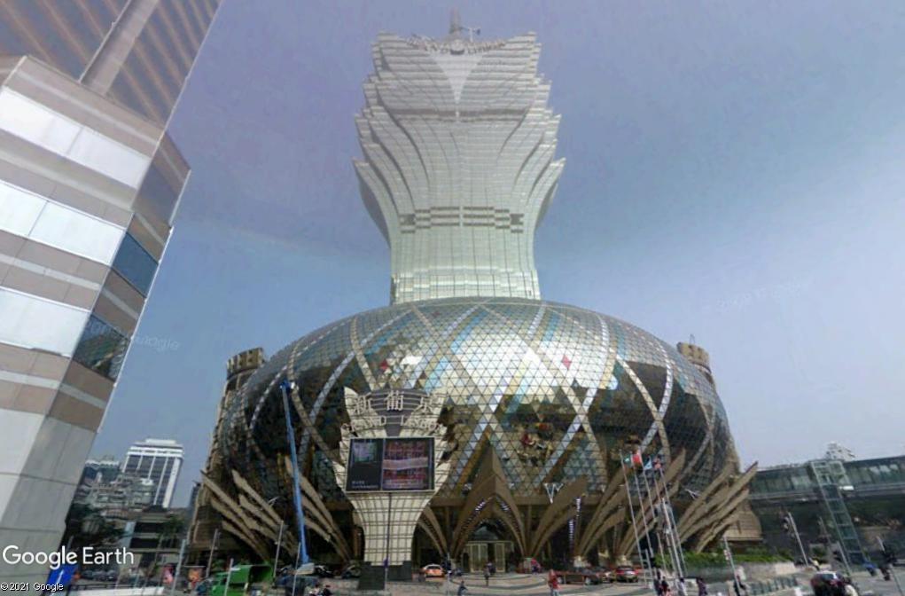 Grand Lisboa casino à Macao Z235