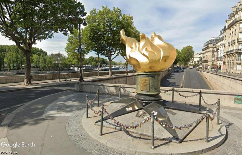 La Flamme de la Liberté - Paris Z2613