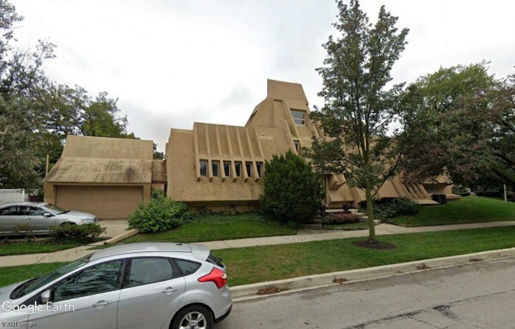 'Kirsch Residence' - Oak Park - Illinois - USA Z2913