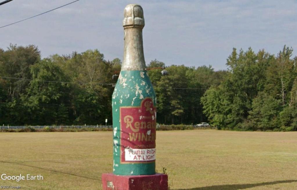 On fait du champagne chez Renault???-Egg Harbor City - New Jersey - USA Z331
