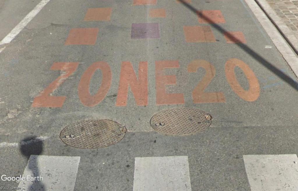 Zone à 20 km/h - Nevers Z340
