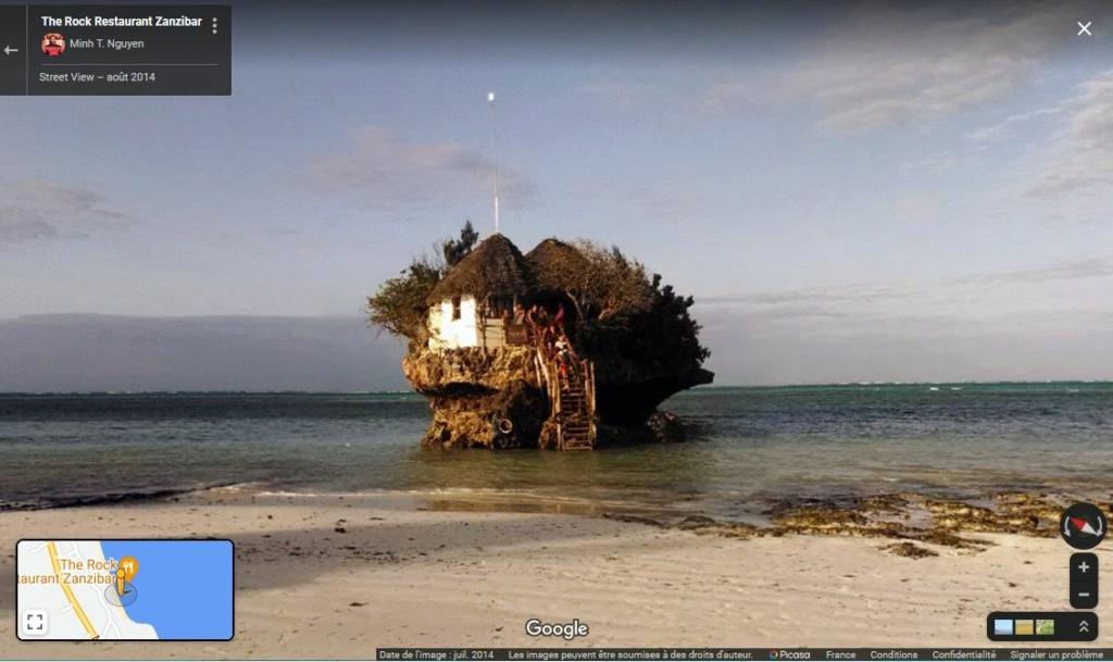 The Rock Restaurant - Zanzibar - Tanzanie Z3711