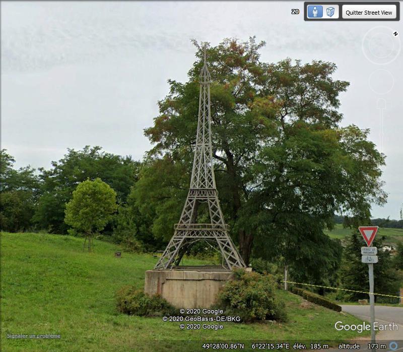 Répliques de notre Tour Eiffel dans le monde - Page 13 Z410
