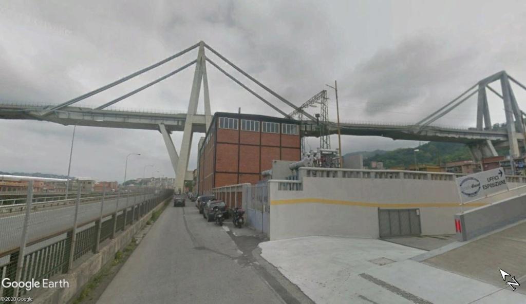 [Bientôt visible sur Google Earth] - Le pont Morandi, Gênes Z413