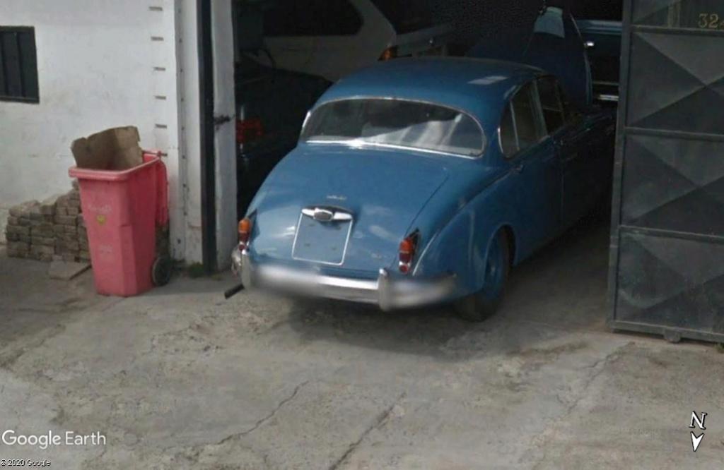 STREET VIEW : les voitures anciennes Z42