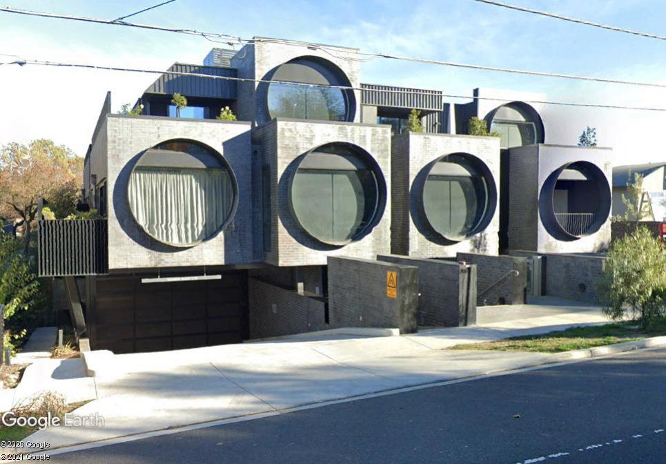 """Architecture """"hardie"""" à Melbourne - Australie Z421"""