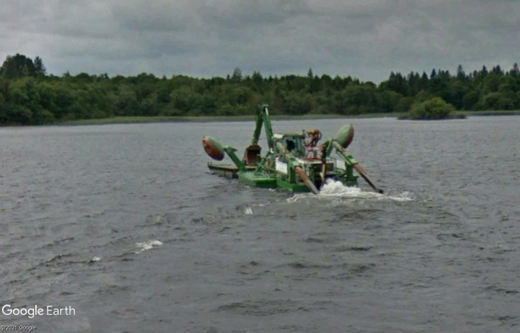 En Irlande, un cousin du monstre du Loch Ness  Z426