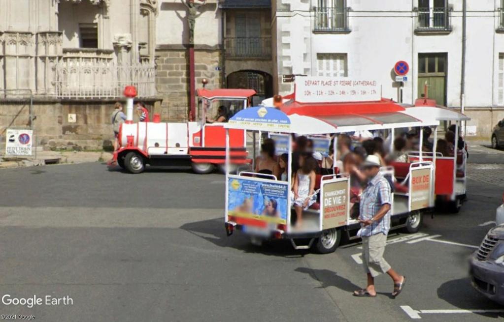 STREET VIEW : les petits trains touristiques - Page 3 Z432