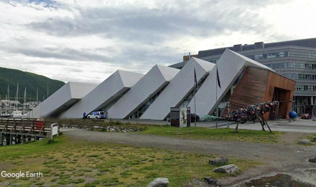 L'aquarium Polaria - Tromsø - Norvège Z4410