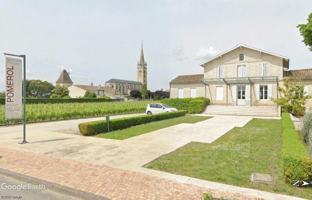 """Les """"Maison du Vin"""" en Gironde. - Page 2 Z512"""