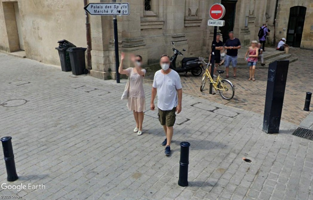 STREET VIEW : un coucou à la Google car  - Page 54 Z514