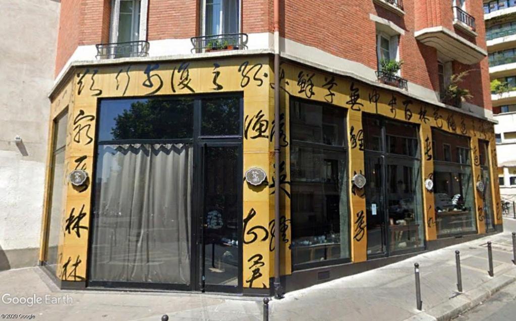 La Maison des trois thés - Poussière de Chine à Paris Z715