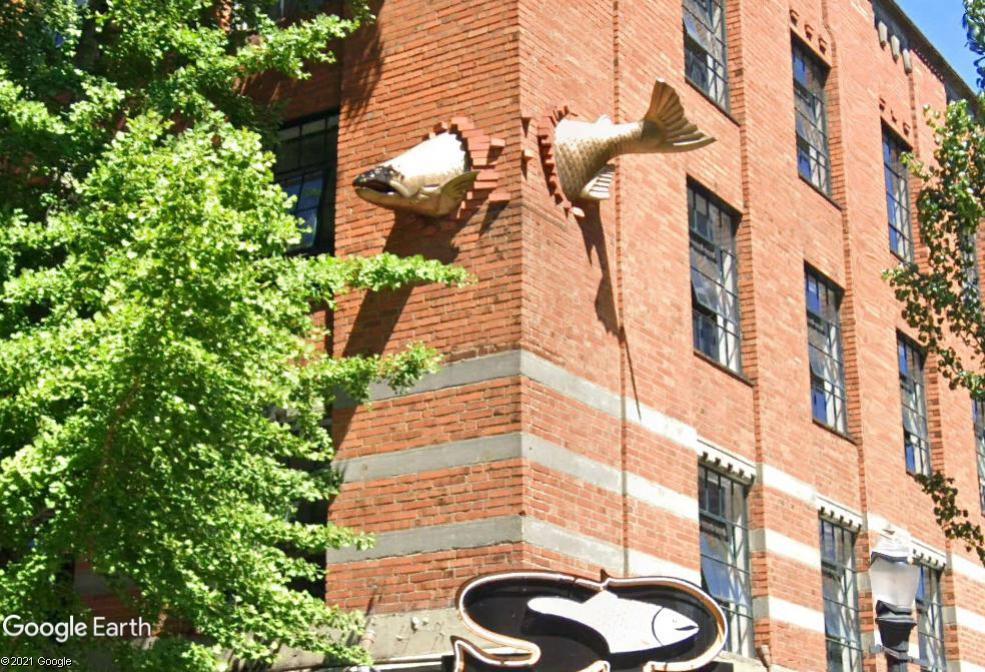 """Transcendence"" - Portland - Oregon - USA Z717"