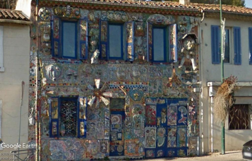 """""""la maison de celle qui peint"""" - Roquevaire - France Z720"""