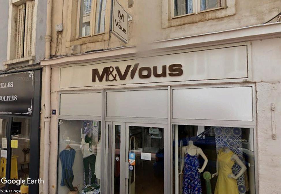 STREET VIEW : les façades de magasins (France) - Page 20 Z828