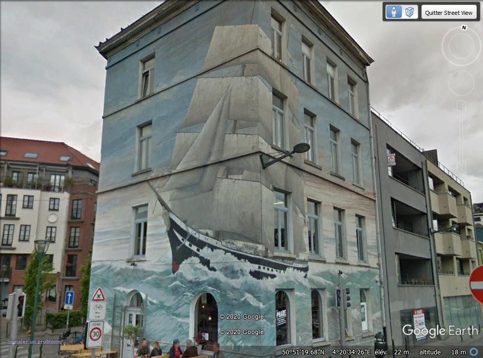 STREET VIEW : les fresques murales - MONDE (hors France) - Page 25 Zz17