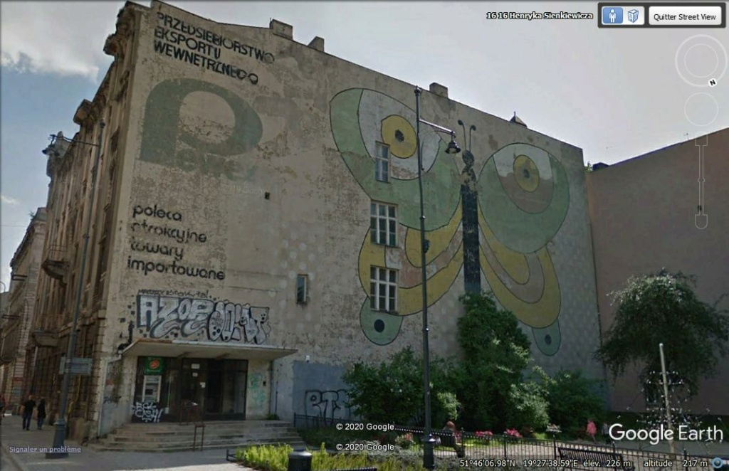 STREET VIEW : les fresques murales - MONDE (hors France) - Page 25 Zz19