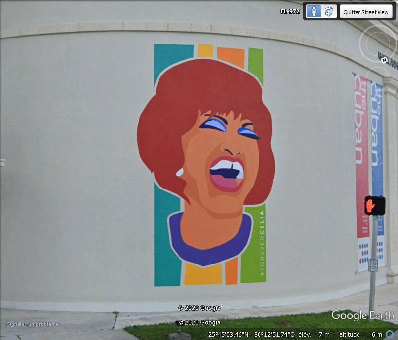 STREET VIEW : les fresques murales - MONDE (hors France) - Page 26 Zz29