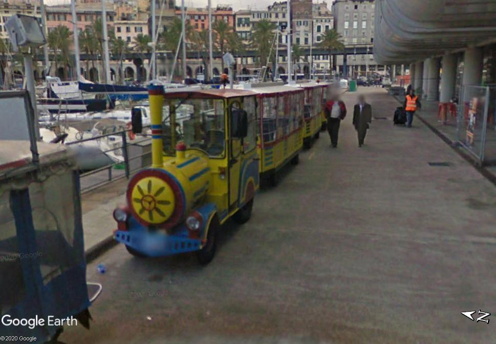 STREET VIEW : les petits trains touristiques - Page 3 Zz41