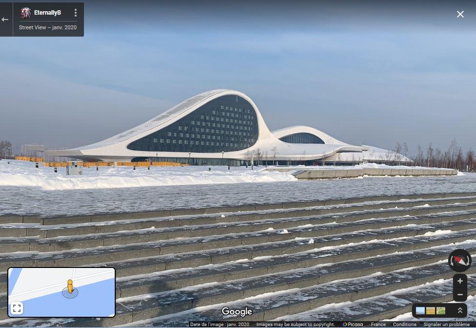 L'opéra chinois d'Harbin - Chine Zz410