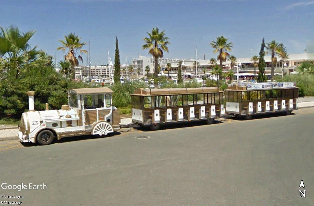 STREET VIEW : les petits trains touristiques - Page 3 Zzz102