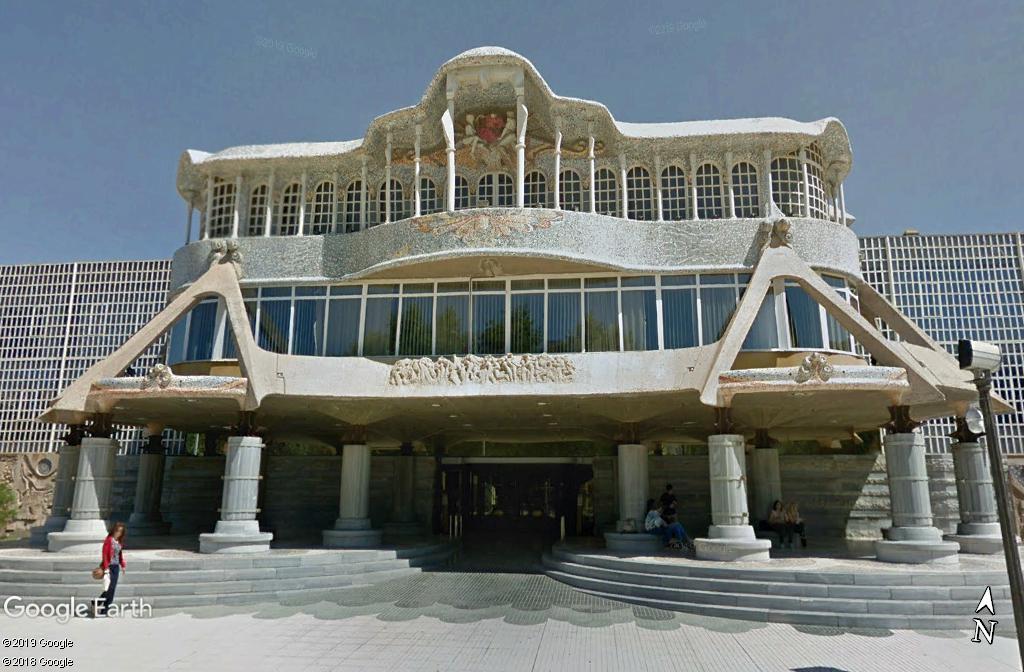 Le Parlement Autonome de la Région de Murcie - Carthagène - Espagne Zzz105