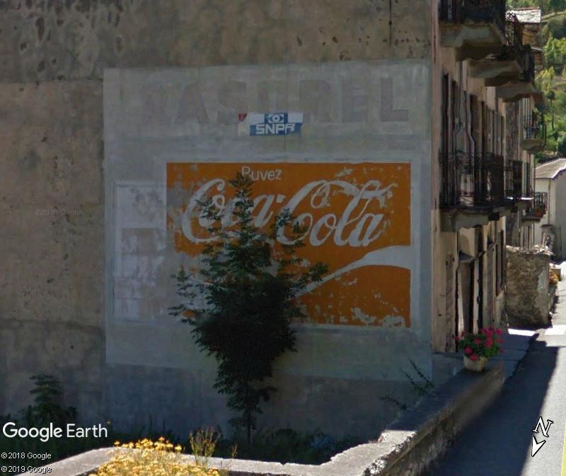 STREET VIEW : Vieilles publicités murales - Page 24 Zzz116