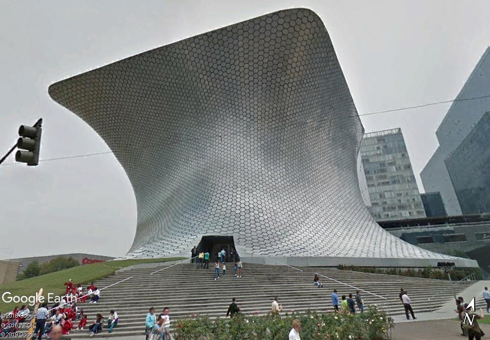 """le """"Museo Soumaya"""" - Mexico Zzz127"""