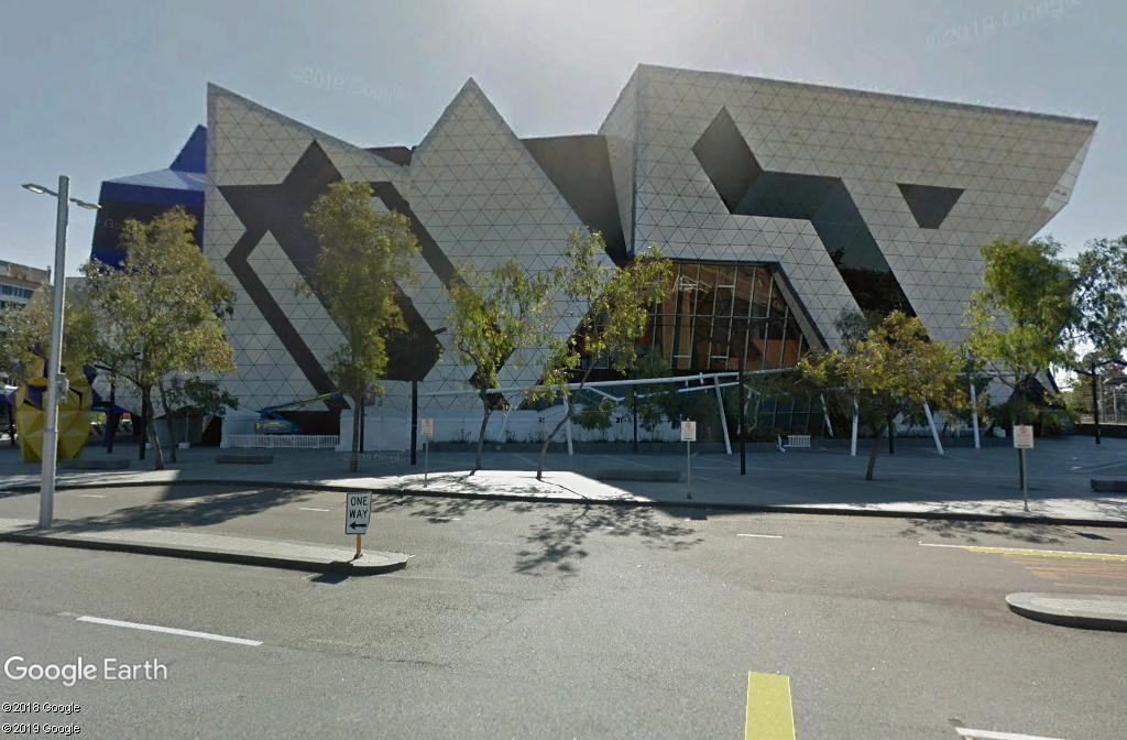 Perth Arena - Perth - Australie Zzz179