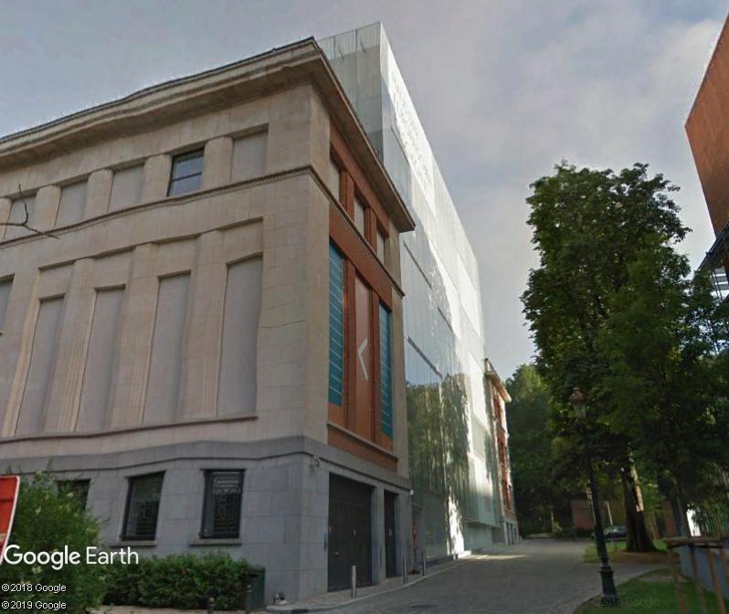 [Bientôt visible sur Google-Earth] Maison de l'Histoire Européenne - Bruxelles. Zzz18