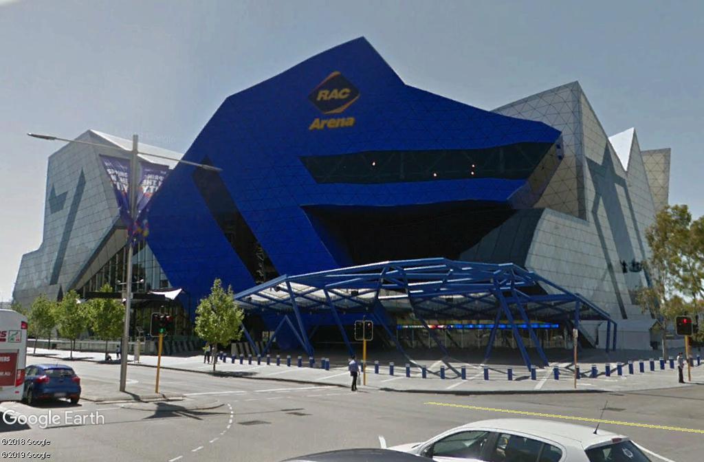 Perth Arena - Perth - Australie Zzz180
