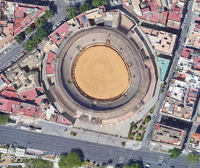 Arènes de Séville - Espagne Zzz185