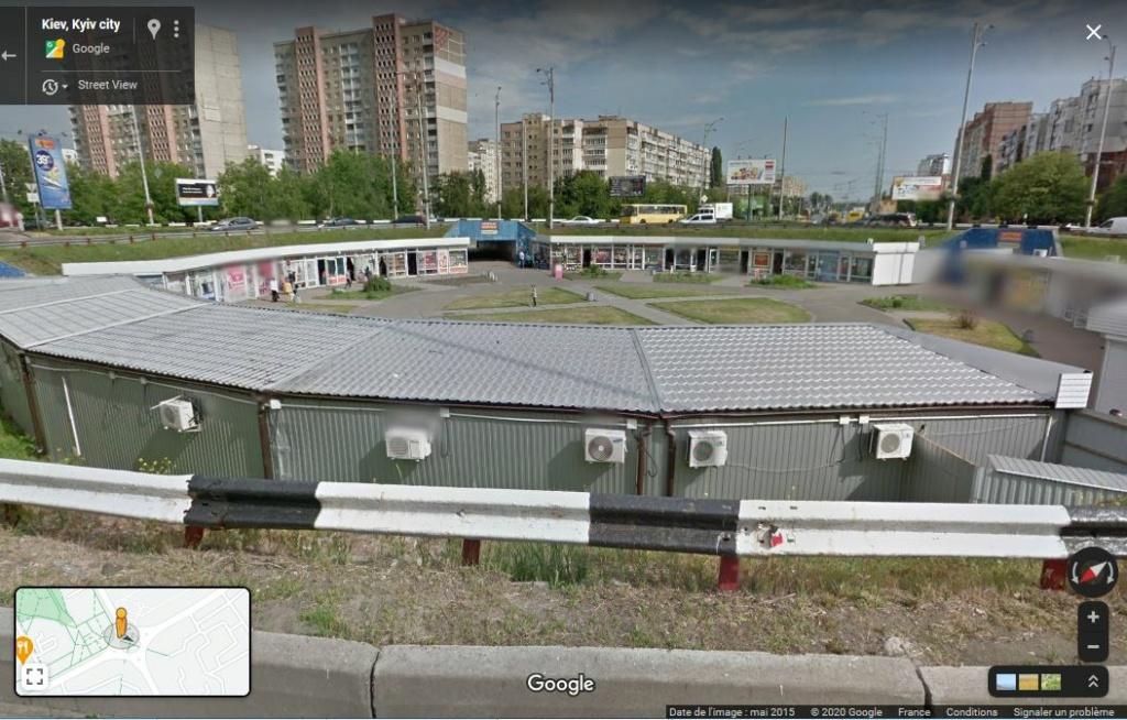 Les ronds-points de Kief - Ukraine Zzz2101