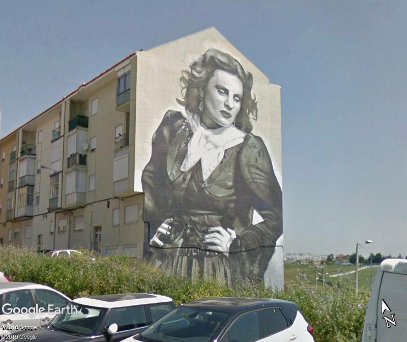 STREET VIEW : les fresques murales - MONDE (hors France) - Page 24 Zzz214
