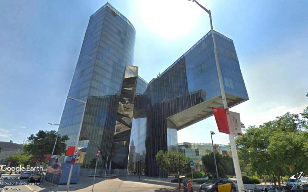 Le siège de Gas Natural à Barcelone - Espagne Zzz230