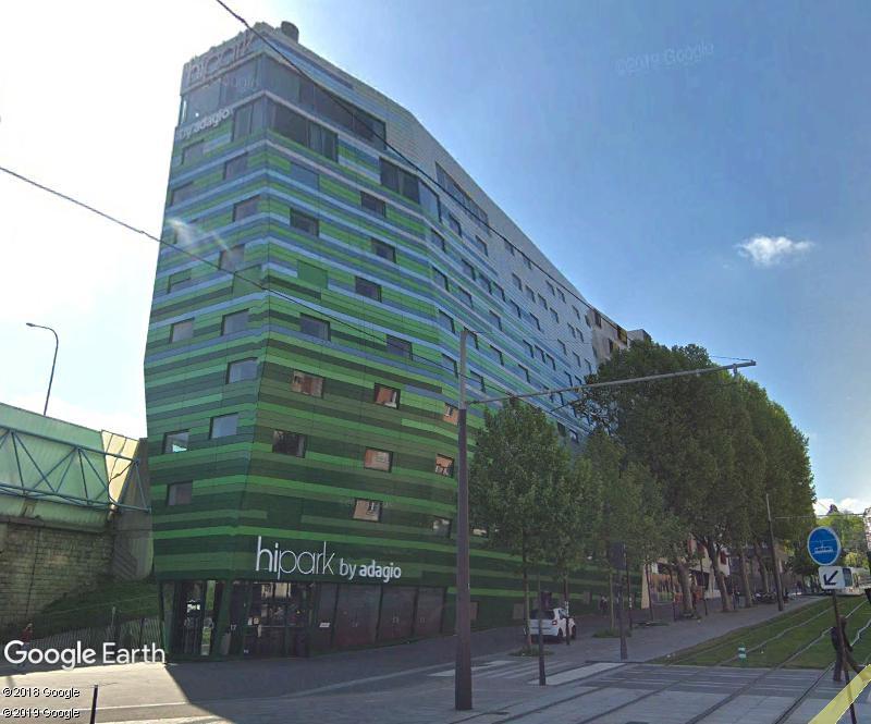 Hotel Hipark - Paris Zzz242