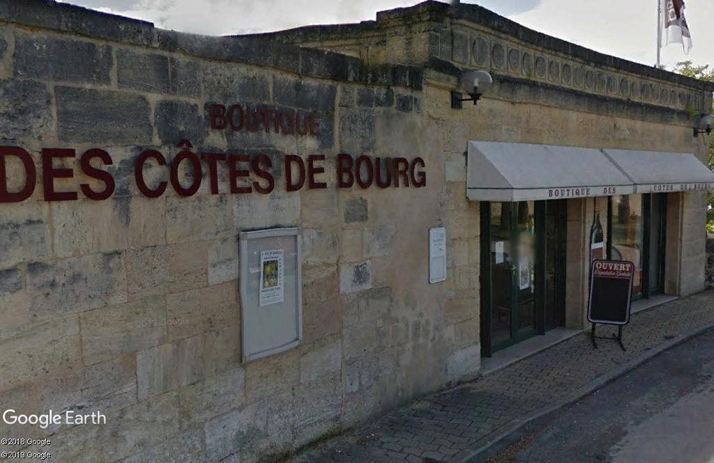 """Les """"Maison du Vin"""" en Gironde. Zzz243"""