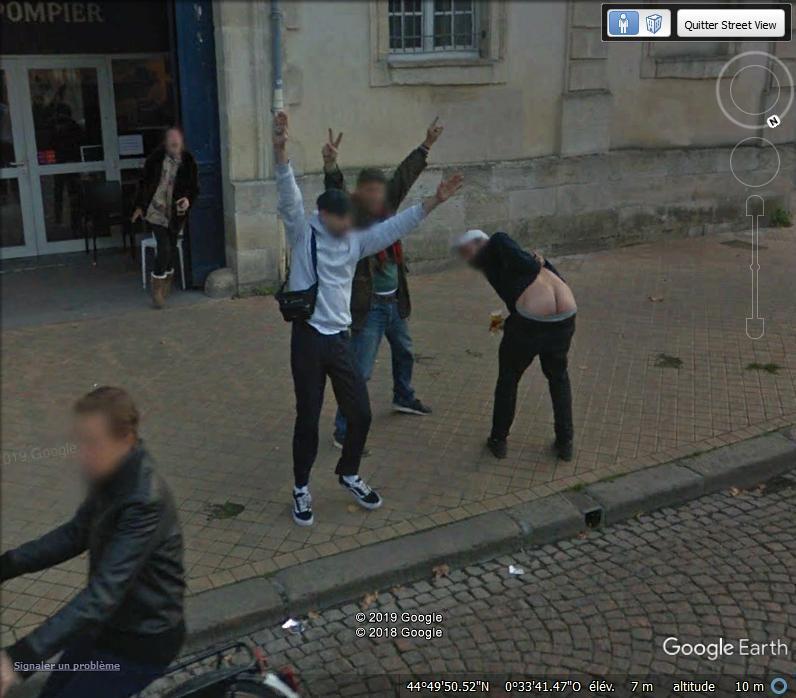STREET VIEW : quand la Google Car attise l'obscénité - Page 4 Zzz250