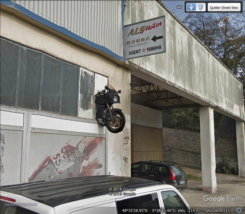 STREET VIEW : les façades de magasins (France) - Page 17 Zzz260