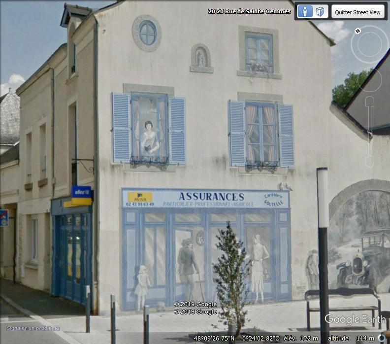 STREET VIEW : les fresques murales en France - Page 25 Zzz263