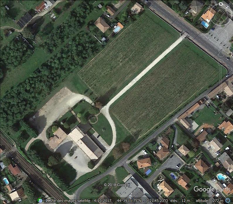 """Les """"Maison du Vin"""" en Gironde. Zzz268"""