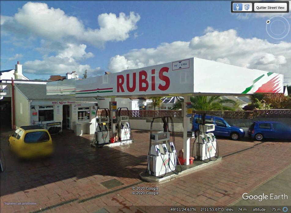 STREET VIEW : les enseignes de stations carburant / essence - Page 9 Zzz304