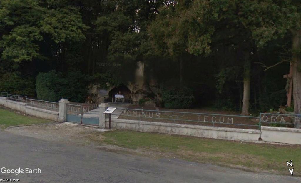Les répliques de la grotte de Lourdes - Page 3 Zzz308