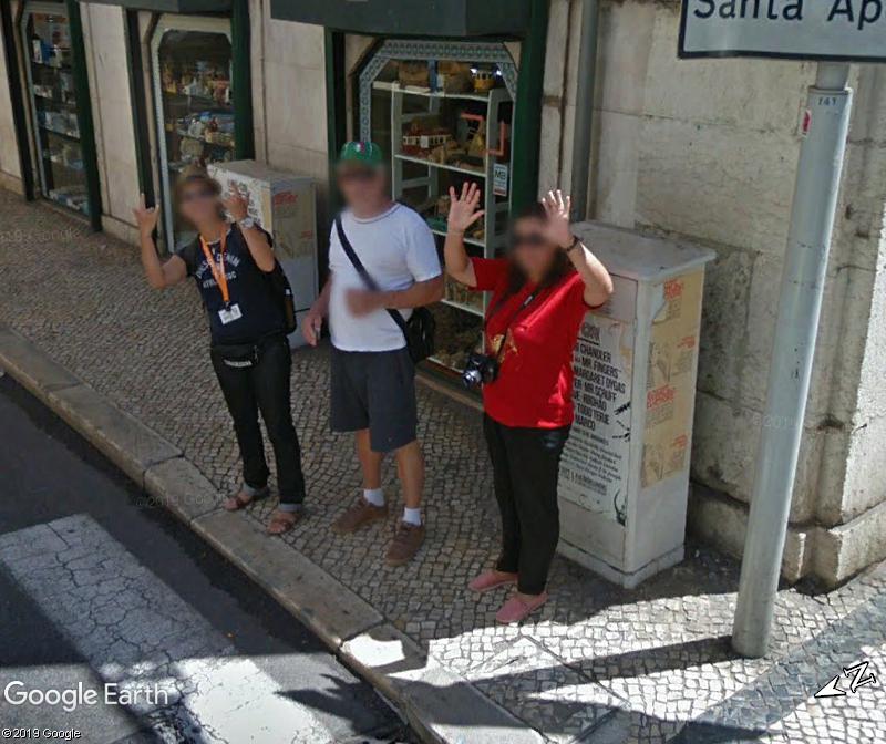 STREET VIEW : un coucou à la Google car  - Page 49 Zzz314