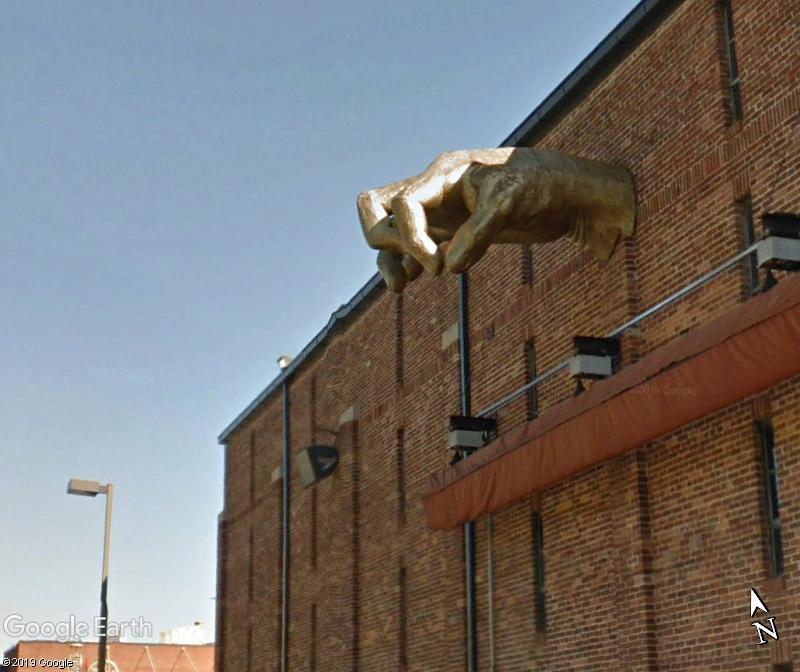 La Main du Musée d'art de Baltimore - USA Zzz317
