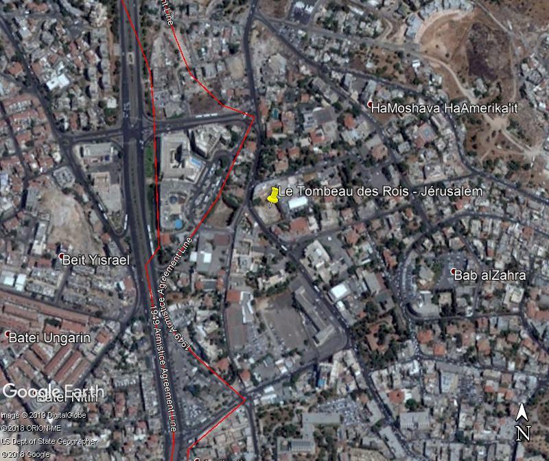 La France va rouvrir à la visite le Tombeau des rois, joyau de Jérusalem Zzz320